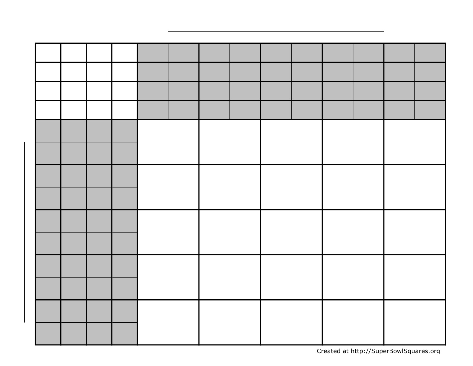 photo about Free Printable Super Bowl Squares Template titled Soccer Squares Tremendous Bowl Squares Enjoy Soccer